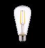 Noxion Lucent Classic LED Kooldraad ST64 E27 4W 827 Helder | Vervanger voor 40W