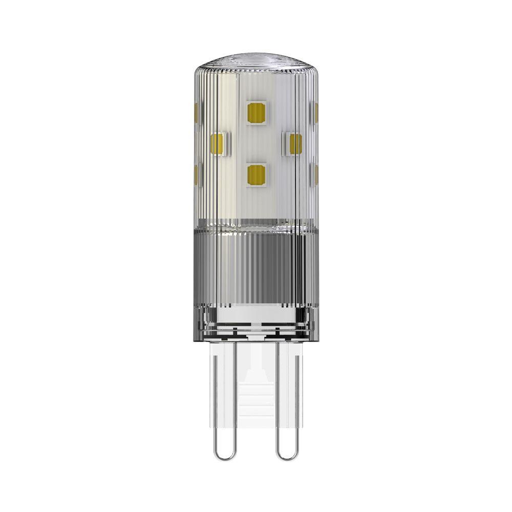 Noxion LED Bolt G9 3.8W 827   Vervanger voor 40W