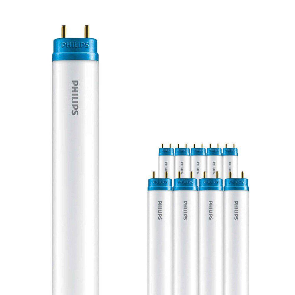 Multipack 10x Philips CorePro LEDtube EM 14.5W 840 120cm   met LED Starter - Vervanger voor 36W