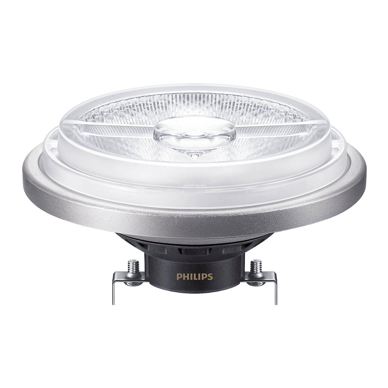Philips LEDspotLV G53 AR111 (MASTER) 20W 927 24D   Dimbaar - Hoogste Kleurweergave - Vervanger voor 100W