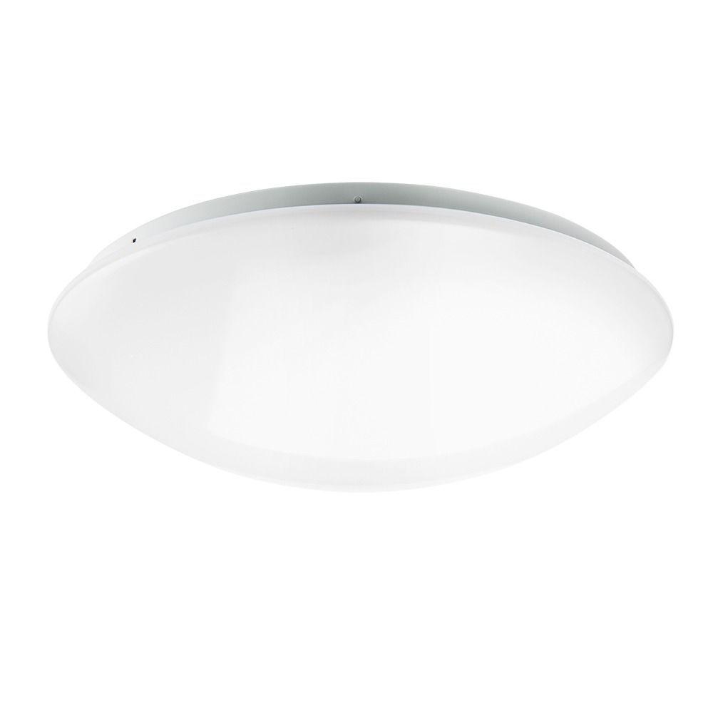 Noxion LED Wand- plafondlamp Corido Op de muur te monteren / Plafondmontage 22W 3000K | Vervanger voor 2x26W -  Sensor