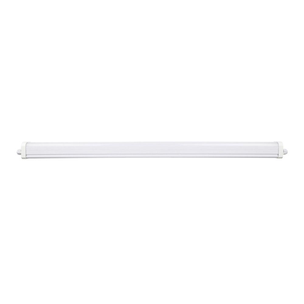 Noxion LED Waterproof Montagebalk Ecowhite V2.0 36W 4000K IP65 120cm   Vervanger voor 2x36W
