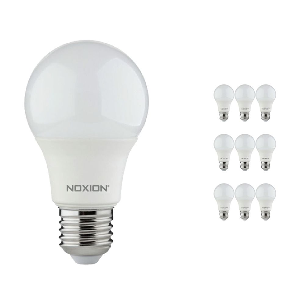 Multipack 10x Noxion Lucent LED Classic 14W 827 A60 E27   Vervanger voor 100W