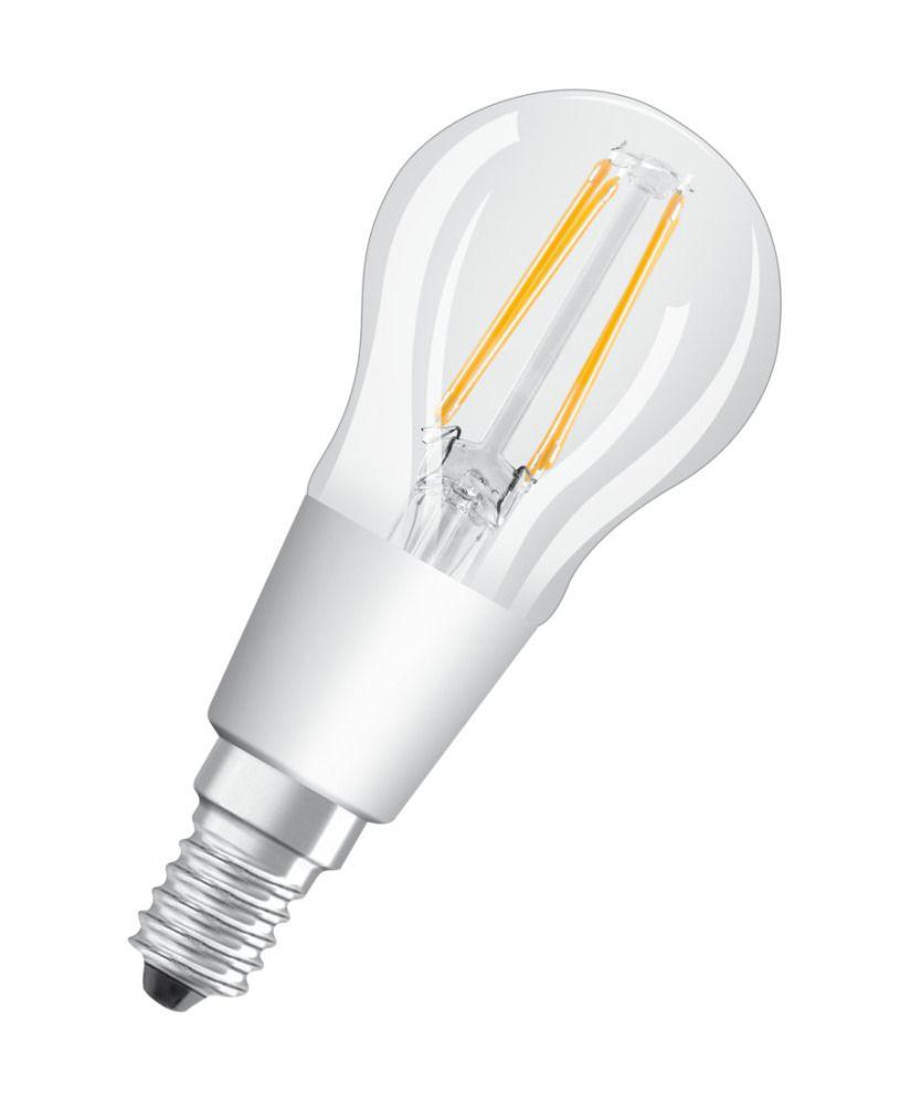 Osram Parathom Retrofit Classic E14 P 5W 927 Filament   Dimbaar - Vervangt 40W