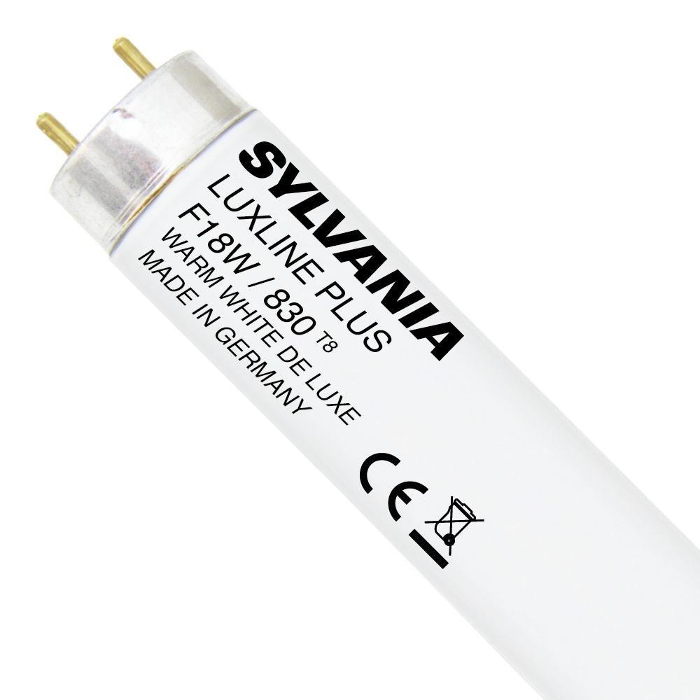 Sylvania T8 Luxline Plus F18W 830   60cm