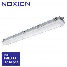 Noxion Waterdicht LED TL Armatuur Pro 120cm 6500K 4500lm | (5x2.5mm2) - Vervangt 2x36W