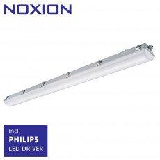 Noxion Waterdicht LED TL Armatuur Pro 150cm 4000K 8250lm | (5x2.5mm2) - Vervangt 2x58W