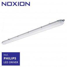 Noxion Waterdicht LED TL Armatuur Standaard 150cm 6500K 6340lm | Vervangt 2x58W