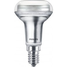 Philips CorePro LEDspot E14 Reflector R50 1.4W 827 36D | Vervangt 25W
