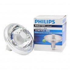 Philips MASTERColour CDM-R111 Elite 35W 930 GX8.5 40D