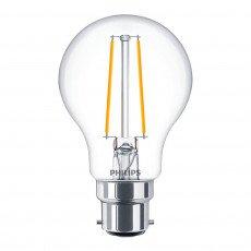 Philips Classic LEDbulb B22 A60 5.5W 827 Helder | Extra Warm Wit - Dimbaar - Vervangt 40W