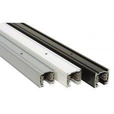 3 phase railsystem - 1m - Wit