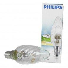 Philips EcoClassic 42W E14 230V BW35 Helder