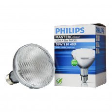 Philips MASTERColour CDM-R Elite 70W 930 E27 PAR30L 40D
