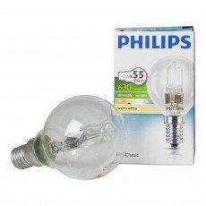 Philips EcoClassic Lustre 42W E14 230V P45 Helder