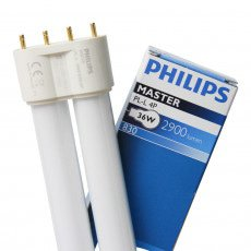 Philips PL-L 36W 830 4P MASTER | 4-Pin