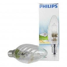 Philips EcoClassic 28W E14 230V BW35 Helder