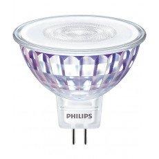 Philips LEDspot VLE GU5.3 MR16 7W 827 60D MASTER | Dimbaar - Vervangt 50W