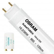 Osram SubstiTUBE Value EM 16.2 865 120cm | Vervangt 36W