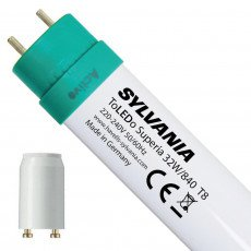 Sylvania ToLEDo EM Superia T8 LED Buizen |