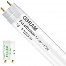 Osram SubstiTUBE Advanced EM 7.3W 840 60cm | Vervangt 18W