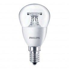 Philips CorePro LEDluster E14 P45 5.5W 827 Helder   Vervangt 40W
