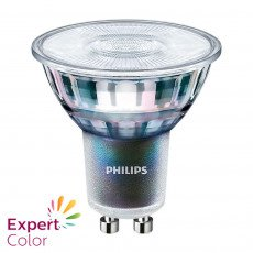 Philips LEDspot ExpertColor GU10 3.9W 930 25D MASTER   Dimbaar - Vervangt 35W