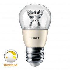 Philips LEDlustre E27 MASTER   DimTone Dimbaar