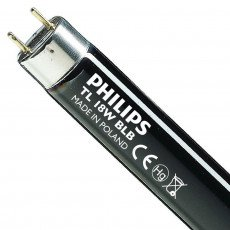 Philips TL-D 18W BLB Zwartlight MASTER   59cm