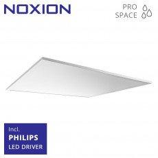 Noxion LED Paneel ProSpace IP44 60x60cm UGR<19 | Vervangt 4x18W