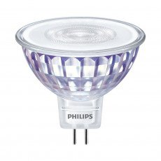 Philips LEDspot LV Value GU5.3 MR16 5.5W 840 60D MASTER | Dimbaar - Vervangt 35W