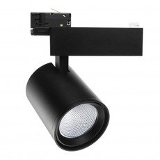 Noxion LED Railspot 3-Phase Stella 35W 940 36D Zwart | Vervangt 35 & 70W CDM