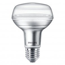 Philips CorePro LEDspot E27 Reflector R80 4W 827 36D | Vervangt 60W