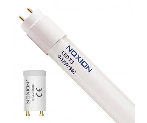 EM Avant 18W T8 60cmmet Starter 840 LED Standaard 9W LED Noxion Vervanger voor Tube 3ARL4jq5
